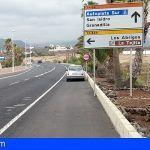 Licitada la obra de acondicionamiento de la carretera TF-64 de acceso a El Médano