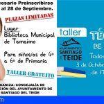 Taller gratuito de técnicas de estudio para niños de Primaria en Santiago del Teide