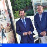 El Tranvía de Tenerife responde a la llamada del CB Canarias