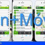 ten+móvil la aplicación digital para tramitar los viajes en transporte público a través del móvil