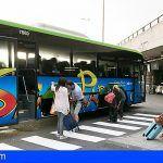 TITSA y AENA activan desde hoy la nueva parada en la planta baja del aeropuerto de Los Rodeos