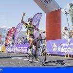 Erlend Sor mantiene el liderato de la LXII Vuelta Ciclista Isla de Tenerife