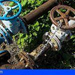 Aguas de Tenerife otorga hasta 60.0000 euros para obras hidráulicas de iniciativa privada