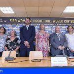 Tenerife será la sede de la Copa del Mundo FIBA Femenina 2018