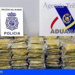 Intervenidos 290 kilogramos de cocaína en el Puerto de Algeciras