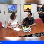 El Seprona recibe tres ordenadores y tres GPS de la Agencia Canaria de Protección del Medio Natural