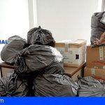 Intervienen artículos falsificados por valor de 454.000 euros en el sur grancanario