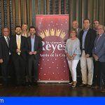 Hoteleros de Puerto de la Cruz contribuyen un año más al desarrollo de la Cabalgata de Reyes