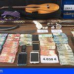 Detienen en Ibiza a los responsables de la distribución de billetes falsos de 50 euros en la isla