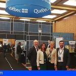 Gran Canaria se promociona en Canadá como plataforma de negocio en biotecnología marina