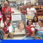 Carrefour entrega a Cruz Roja material escolar por valor de 14.724 euros