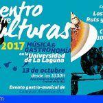Encuentro entre culturas en el Campus América 2017 de la ULL