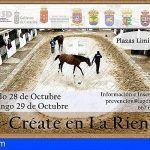 """El programa de actividades """"Re-créate en La Rienda"""" llega este fin de semana a La Gomera"""