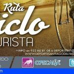 Deportes abre las inscripciones para la V Marcha Cicloturista de Santiago del Teide