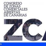 Arona acoge este lunes el Congreso Regional de Zonas Comerciales Abiertas de Canarias