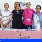 Adeje se suma a la conmemoración del Día Internacional del Cáncer de Mama