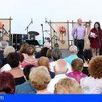 Granadilla homenajeó a sus mayores y a las asociaciones de la tercera edad