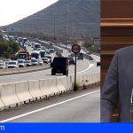 José Manuel Pitti González pregunta en el Parlamento sobre las retenciones en la TF-1 del Sur