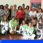 Las asociaciones de mujeres isoranas participan de un encuentro en Lanzarote