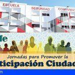 Jornadas de reflexión en Adeje sobre la convivencia, educación y valores de la ciudadanía