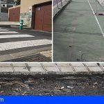 Podemos Adeje denuncia la precarización de los espacios públicos en Playa Paraíso