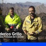 El Cabildo declara extinguido el incendio 'hambriento' asoló la cumbre de Gran Canaria a 4 hectáreas por minuto