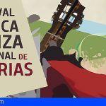 Festival de Música y Danza Tradicional de Canarias en San Sebastián de La Gomera