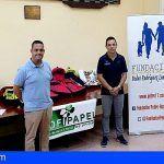 La Fundación de Pedro Rodríguez equipa a 50 niños para la vuelta al cole