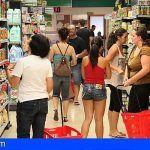El gasto de las familias canarias en alimentación desciende hasta los 3.833€