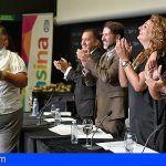 El Cabildo de Tenerife entrega los Premios Ansina a los Valores Humanos 2017