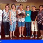Un grupo de mayores de San Miguel de Abona, premio Ansina a los Valores Humanos 2017