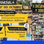 La situación de Venezuela en el Encuentro de Cultura y Derechos Humanos 'Grandes Esperanzas'