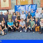 Los montañeros llevarán hasta el pico del Teide la campaña #YosoyTenerife