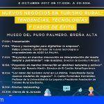 Nuevos negocios en turismo rural: tendencias, tecnologías y casos de éxito en La Palma