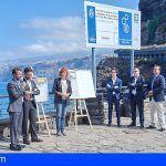El Cabildo acometerá la mejora del peatonal costero que une el Puerto de la Cruz con La Orotava