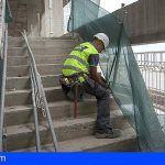 El Cabildo y la Consejería de Sanidad hacen seguimiento de las obras del Hospital del Sur