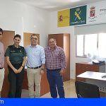 Santiago del Teide ya cuenta con la primera oficina del SATE de Canarias