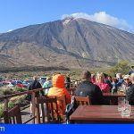 Los servicios del Parque Nacional del Teide serán Básicos gratuitos y Complementarios de pago