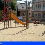 Acondicionarán una quincena de áreas infantiles de juegos en Arona