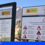 Un vecino de Arona y otro de Guía de Isora detenidos por robo en miradores de las Cañadas del Teide