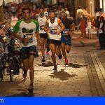 Ayoze Pérez y Ana Boullon vuelan por las calles de Santa Cruz en Plenilunio
