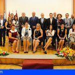 Entregados en Granadilla los premios Gánigo 2017 del CIT Sur