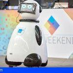 El robot embajador de la estrategia Tenerife 2030 del Cabildo se denominará 2-30