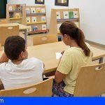 Se amplian los horarios y el número de salas de estudio en Guía de Isora
