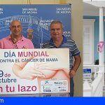 "El municipio de San Miguel se suma a ""Tenerife en Rosa"""