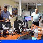 Taxistas del sur de Tenerife reclaman ayuda para modernizar el sector