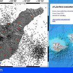 El origen del terremoto en Tenerife está relacionado con la actividad tectónica