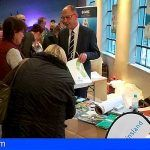Más de 200 agentes de viajes se interesan por La Gomera en el workshop de Alemania