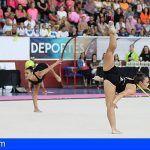 Campeonato de Tenerife de Gimnasia Rítmica de conjuntos absoluto este sábado en Granadilla