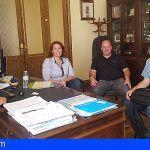 El Ayuntamiento de San Miguel se reúne con Educación
